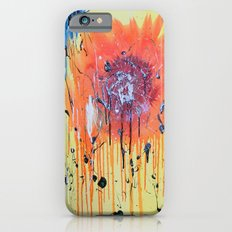 Bleeding poppy Slim Case iPhone 6s