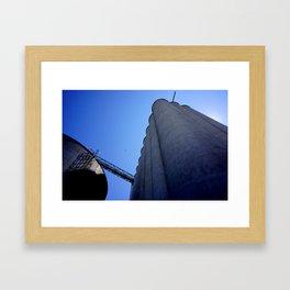 Silo #1 Framed Art Print