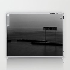 Warning: Strong Current Laptop & iPad Skin