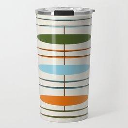 Mid-Century Modern Art 1.2 Travel Mug