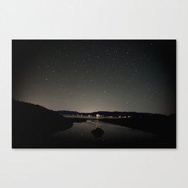 Catching Stars Canvas Print