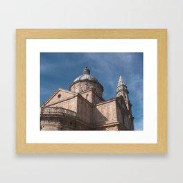 San Biagio Framed Art Print