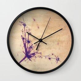 Nature III Wall Clock