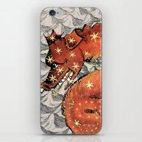 carpe diem iPhone & iPod Skins featuring Carpe Diem by anipani