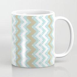 Chevrons and Dots Coffee Mug