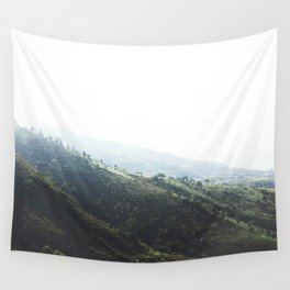 Ethiopian Coffee Plantations Wall Tapestry