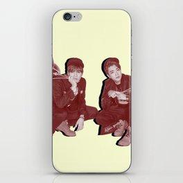 Yugyeom & Youngjae iPhone Skin