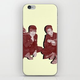 Yugyeom & Youngjae iPhone Skin