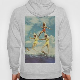 On Evil Beach - Sharks Hoody