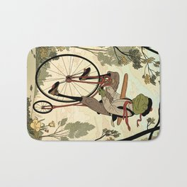 Morning Ride Bath Mat