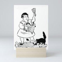 Familiar Mini Art Print