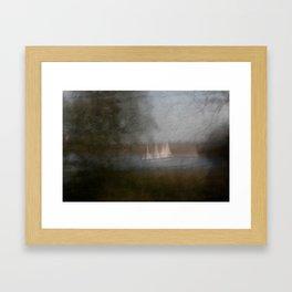 Movement in Nature VI Framed Art Print