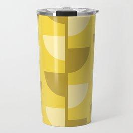 Lemon Slices in the Summer Sun Travel Mug