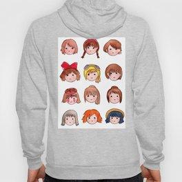 Studio Ghibli Girls Hoody