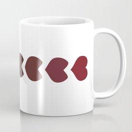Evolution and Love Coffee Mug