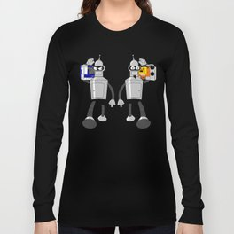 The Future of Good and Evil Long Sleeve T-shirt