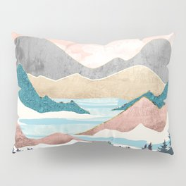 Lake Sunrise Pillow Sham