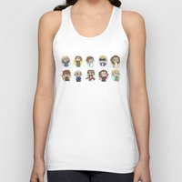 cyrilliart Tank Tops featuring Emoji 1D by Cyrilliart