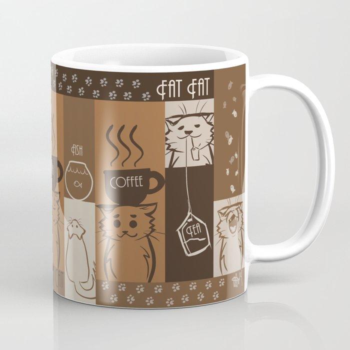 Fat Caffe Coffee Mug