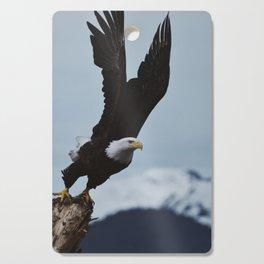 Alaskan Bald Eagle Cutting Board