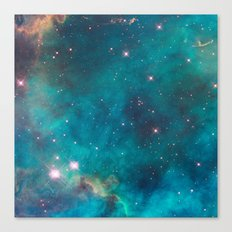 Space 03 Canvas Print