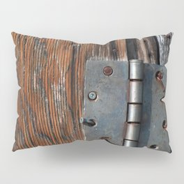 Battered Hinge Pillow Sham