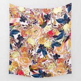 Rustic Floral #society6 #decor #buyart Wall Tapestry