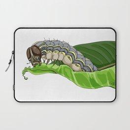 The Smol Hungry Caterpillar (Armyworm) Laptop Sleeve