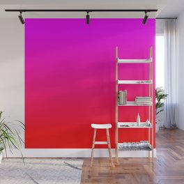 Be My Valentine Ombre Wall Mural