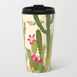 Cactus Variety Travel Mug