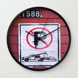 Got the Picture  Wall Clock