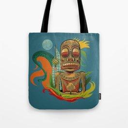Marquesan Jack Tote Bag