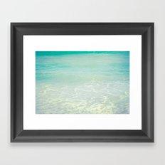ocean's dream 02 Framed Art Print