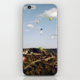 Believe in me iPhone Skin