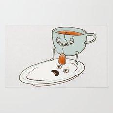 Tea Baggin' Rug