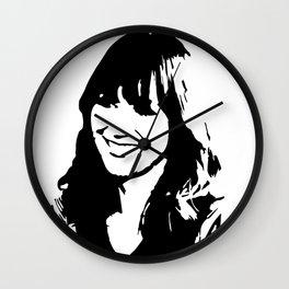 Ann Perkins Wall Clock