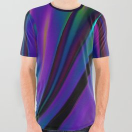 Subshine - Drape - Easy Window All Over Graphic Tee