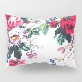 Bouquets with roses Pillow Sham