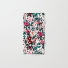Summer Botanical Garden X Hand & Bath Towel