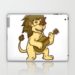 Guitar Lion Laptop & iPad Skin