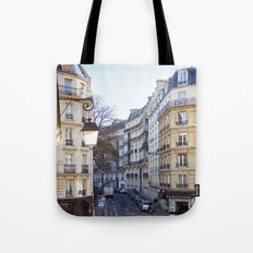 Streets of Paris. Tote Bag
