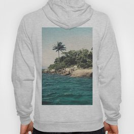Lost Paradise Off the Coast of Ilha Grande, Brazil Hoody