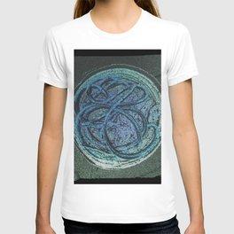 Free Vertical Composition #536 T-shirt
