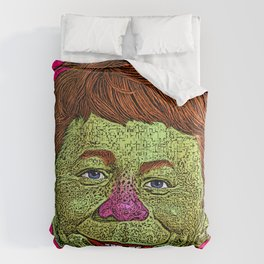 Alfred E. Newman MAD Comforters