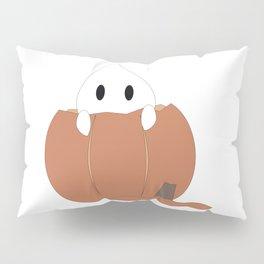 Peekaboo Ghost Pillow Sham