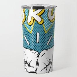 bro! Travel Mug