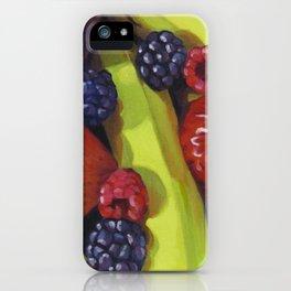 Fruit Bunch iPhone Case