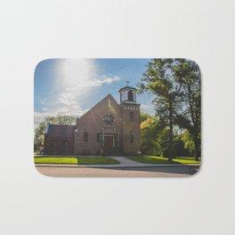 Holy Trinity Catholic Church, Fingal, North Dakota 3 Bath Mat