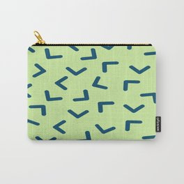 The Minted Angle Carry-All Pouch