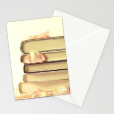 She Wrote Stories and Kept Them Quietly in Her Heart Stationery Cards